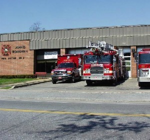 Station 2 with Apparatus