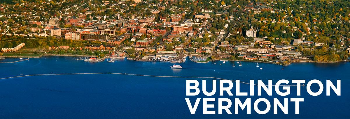 City Of Burlington Vermont