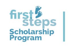 Logo: Burlington First Steps Scholarship Program