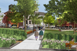 Image: City Hall Park rendering.