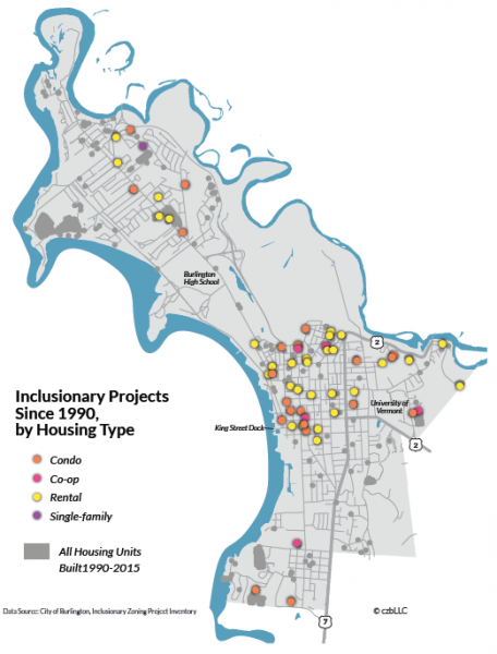 inclusionary zoning in the city essay