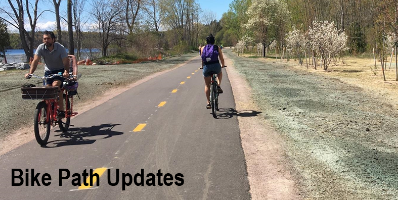 Bike Path Updates